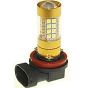 Недорогие -Sencart 1pcs h8 pgj19-1 проблесковый маячок вел автомобиль указатель поворота лампа освещения лампочки (белый / красный / синий / теплый
