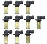 cheap -H8 9006 9005 H11 Car Light Bulbs 4 W SMD 3528 385 lm LED Light Bulbs Fog Light
