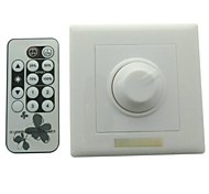 Недорогие -Светодиодный диммер и пульт дистанционного управления ac90-240v для подсветки светодиодных лампочек или светодиодных лампочек