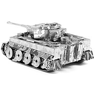 DIY KIT 3D Puzzles Jigsaw Puzzle Toys Tank 3D DIY Not Specified Pieces