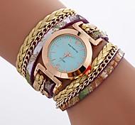 Women's Kid's Bracelet Watch Unique Creative Watch Casual Watch Chinese Quartz Water Clock PU BandCharm Unique Creative