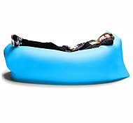 21Grams Sleeping Bag Inflatable Sofa Hangout Air Lazy Sofa Sleep Camping Bed Beach Sofa Fastness Waterproof Lounge Lazy Chair Only Need 10s