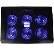 Регулируемая подставка Складной Другое для ноутбука Macbook Ноутбук Подставка с охлаждающим вентилятором Металл