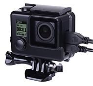 Экшн камера / Спортивная камера Кейсы с подставкой Для Экшн камера Gopro 4 Gopro 3 Gopro 3+ Бег Шоссейные велосипеды Охота Катание на