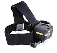 Недорогие -Ремни на голову Складной Non-Slip Винт-на Износостойкий Для Экшн камера Polaroid Куб Отдых и Туризм Велосипеды для активного отдыха
