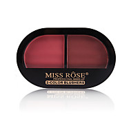 Missrose 2 Color Powder Blush Dry Pressed powder Natural Face China