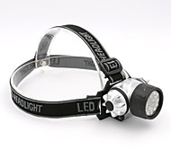 Налобные фонари LED 600 Люмен 4.0 Режим LED Батарейки не входят в комплект Экстренная ситуация Очень легкие для Походы/туризм/спелеология