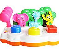 Игрушечные инструменты Игрушки Животный принт Игрушки Пластик Куски Дети Подарок