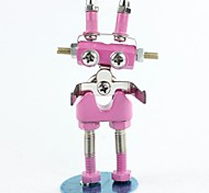 cheap -Jigsaw Puzzles DIY KIT 3D Puzzles Metal Puzzles Logic & Puzzle Toys Building Blocks DIY Toys Cartoon Metal