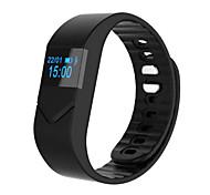 Недорогие -yym5 умный браслет / смарт-часы / водонепроницаемый монитор сердечного ритма смарт часы браслет шагомер подходят ИОС Andriod приложение