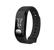 preiswerte -Smart-Armband Herzschlagmonitor Wasserdicht Kabelloses Laden Verbrannte Kalorien Schrittzähler Übungs Tabelle Distanz Messung Kamera