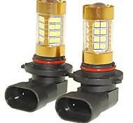 Недорогие -Sencart 2шт 9006 p20d мигающая лампочка водить автомобиль хвост поворот лампы заднего фонаря (белый / красный / синий / теплый белый) (dc