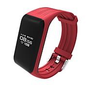 Недорогие -hhy новый k1 в реальном масштабе времени непрерывный динамический браслет сердечного ритма спортивный водонепроницаемый шаг здоровье умный браслет