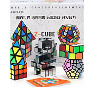 cheap -z-cube Magic Cube Stress Relievers Toys Rectangular Square Plastics Pieces Children's Unisex Gift