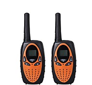 cheap -365 Walkie Talkie Handheld Low Battery Warning VOX Encryption CTCSS/CDCSS Backlight LCD Display Scan 1.5KM-3KM 1.5KM-3KM 1W Walkie Talkie