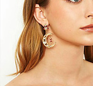Women's Mismatch Earrings Bikini Fashion Mismatch Luxury Statement Jewelry Alloy Casual Unique Accessories For Birthday Gift Wedding Evening Party