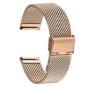 for Huawei Watch 2 20mm Milanese Watch Band for Huawei Watch 2 Stainless Mesh Band Metal Strap Bracelet