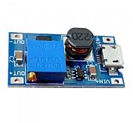 DC-DC 2A Adjustable Boost Module Micro USB DC Circuit Board