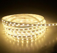 cheap -4M 220V  Higt Bright LED Light Strip Flexible 5050 240SMD Three Crystal Waterproof Light Bar Garden Lights with EU Power Plug