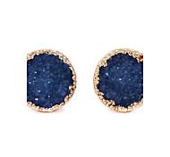 Women's Stud Earrings Hoop Earrings Geometric Personalized Alloy Jewelry For Date Club