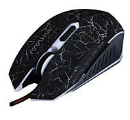 X9 USB Wired Optical Gaming Mouse with LED Backlight 5004000DPI Adjustable