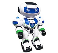 cheap -RC Robot LZ555-3 Kids' Electronics ABS Singing Dancing Walking Multi-function Remote Control