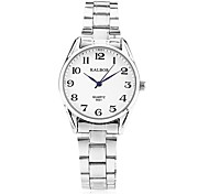 Women's Fashion Watch Japanese Quartz Water Resistant / Water Proof Alloy Band Charm Silver
