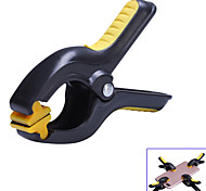 Plastic Clip Fixture LCD Screen Fastening Clamp For Iphone Samsung iPad Tablet Cell Phone Repair Tool Kit--1 pcs