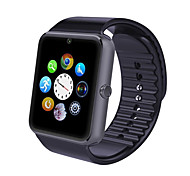 "DGZ Hot Sale Smart Watch GT08 1.54"" Support Memory card Slot Pedometer Smartwatch for any Android phones"