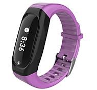 hhy новый id118hr умные браслеты сердечный ритм wristbands звонок информация напоминание спортивный водонепроницаемый браслет шаг