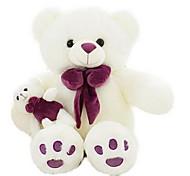 Недорогие -Мягкие игрушки Куклы Игрушки Медведи Животный принт Не указано Куски