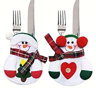 Недорогие -Вечерняя сумочка Классика Праздник Люди Нетканый материал Рождественские украшения