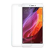 Vidrio Templado Protector de pantalla para Xiaomi Xiaomi Redmi Note 4 Protector de Pantalla Frontal Alta definición (HD) Dureza 9H Borde