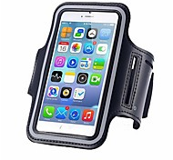 cheap -Case For Apple iPhone X iPhone 8 Water Resistant Armband Armband Solid Color Soft PC for iPhone X iPhone 8 Plus iPhone 8 iPhone 7 Plus
