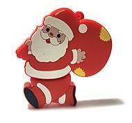 1gb рождество usb флеш-накопитель мультфильм творческий Санта-Клаус рождественский подарок usb 2.0