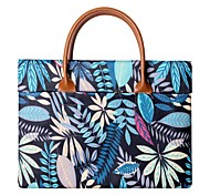Handbags for MacBook Air 13-inch Flower Tree Nylon Material Mac Cases & Mac Bags & Mac Sleeves
