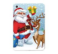 For iPad (2017) Case Cover Pattern Back Cover Case Christmas Soft TPU for Apple iPad (2017) iPad Pro 12.9'' iPad Pro 9.7'' iPad Air 2