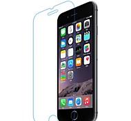 Недорогие -Защитная плёнка для экрана Apple для iPhone 8 Закаленное стекло 1 ед. Защитная пленка для экрана Против отпечатков пальцев Защита от