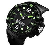 SKMEI 1273 Men's Woman Waterproof Multi - Functional Outdoor Sports Watch Luminous High - End Table