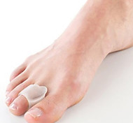 Недорогие -Ступни массажер Медобеспечение Toe Сепараторы и мозолей Pad Массаж Коррекция осанки Защитный ортопедических Облегчает боль