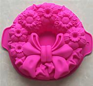 торт формы кулинария посуда хлеб шоколадный торт силикагель инструмент для выпечки diy высокое качество