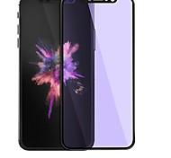 Proteggi Schermo per Apple iPhone X Vetro temperato 1 pezzo Durezza 9H Estremità angolare a 2,5D Anti-graffi Anti-riflesso