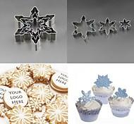 Формы для пирожных Торты Печенье Для фруктов Для торта Для Cookie Для пиццы Нержавеющая сталь + категория А (ABS) Для детской