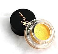 Недорогие -Карандаши для глаз Продукты для бровей жидкость Матовое стекло минеральный Водонепроницаемость Глаза 3