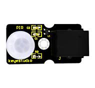 Недорогие -keyestudio easy plug pir датчик движения модуль для arduino