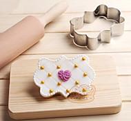 пресс-формы для пирожных кухонная утварь из нержавеющей стали для выпечки инструмента diy cake mold, инструмент для выпечки
