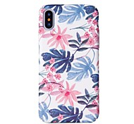 abordables -Coque Pour Apple iPhone X iPhone 8 Motif Coque Arbre Dur PC pour iPhone X iPhone 8 Plus iPhone 8 iPhone 7 Plus iPhone 7 iPhone 6s Plus