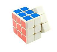 Кубик рубик Спидкуб 3*3*3 Кубики-головоломки Глянцевый профессиональный уровень Товары для офиса Мягкие пластиковые Подарок