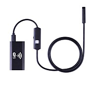 preiswerte -wifi endoskop kamera 8mm hd wasserdicht ipx67 borescope inspektion endoskop 1,5 mt ios android laptop schlange rohr kamera