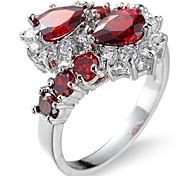 Муж. Жен. Обручальное кольцо Кольцо на кончик пальца Цирконий Циркон Медь Свисающие Бижутерия Назначение Свадьба Для вечеринок День